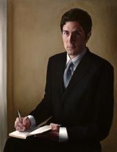 Portrait of Daniel Rathbone